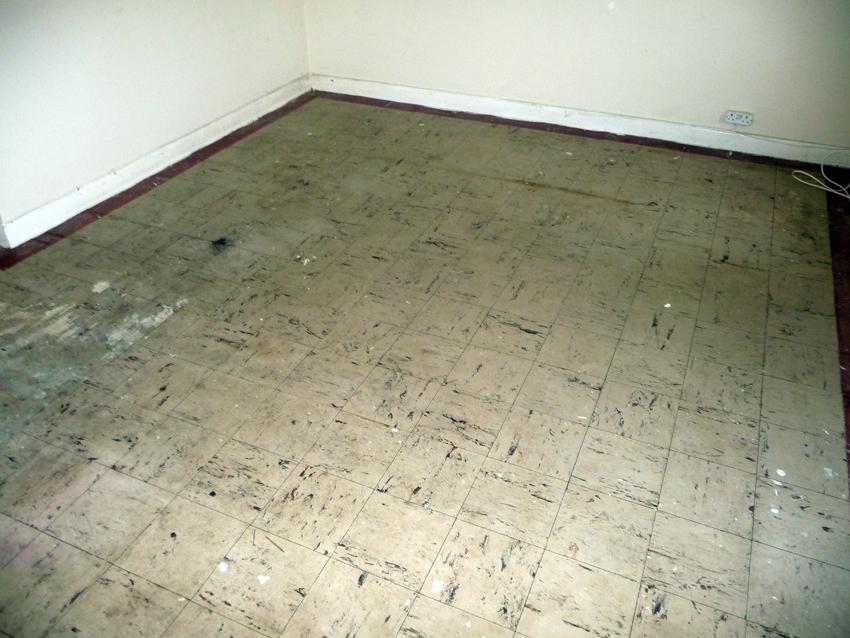Asbestos Floor Tile Removal